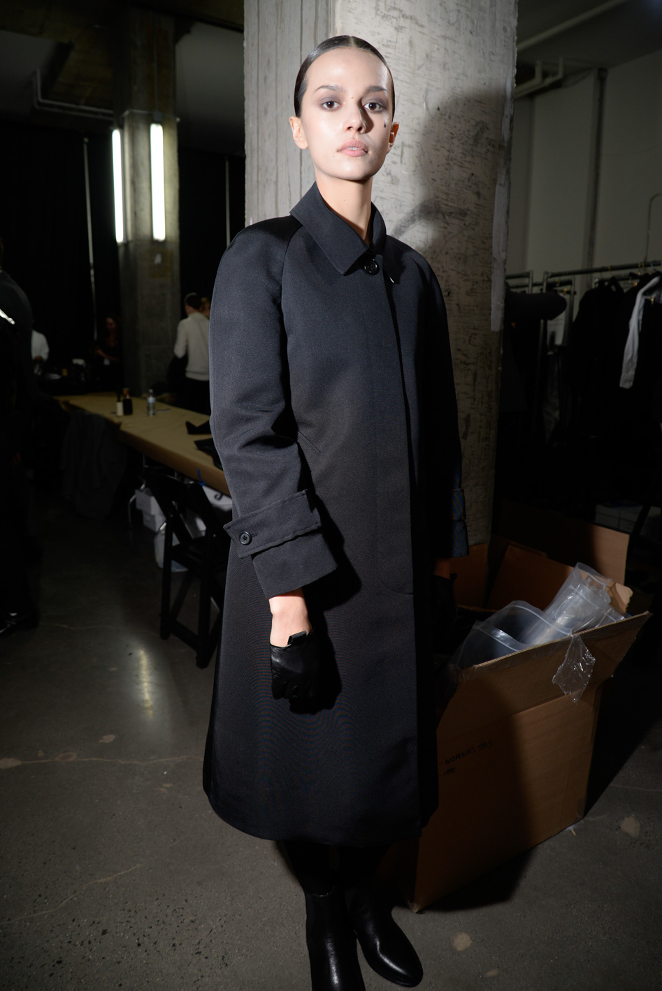 New York woman fashion Week Fall Winter 2015-16T.Browne show