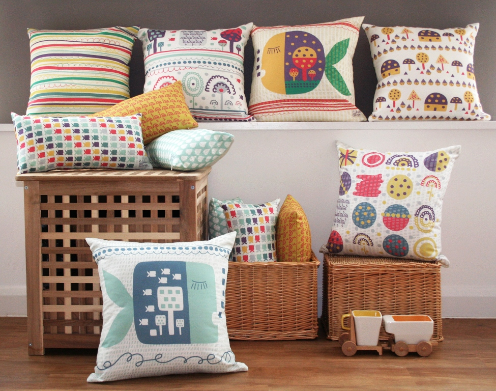 Cushions by Gabote2