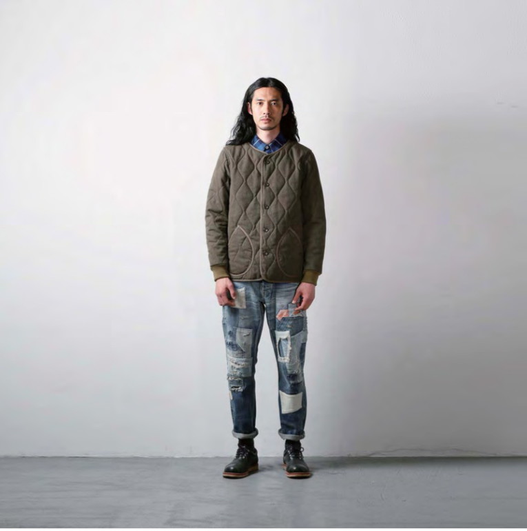a1eba4330be3 FDMTL, A STUDY ON THE POSSIBILITIES OF DENIM COLLEZIONI