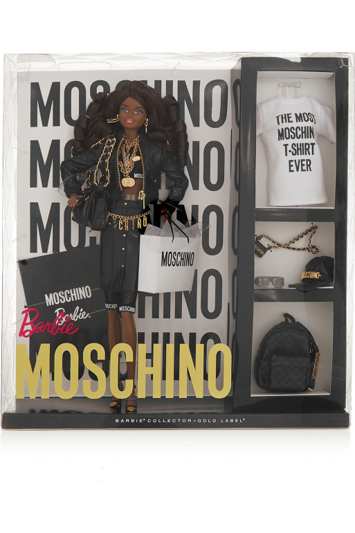 Moschino Barbie Doll 02