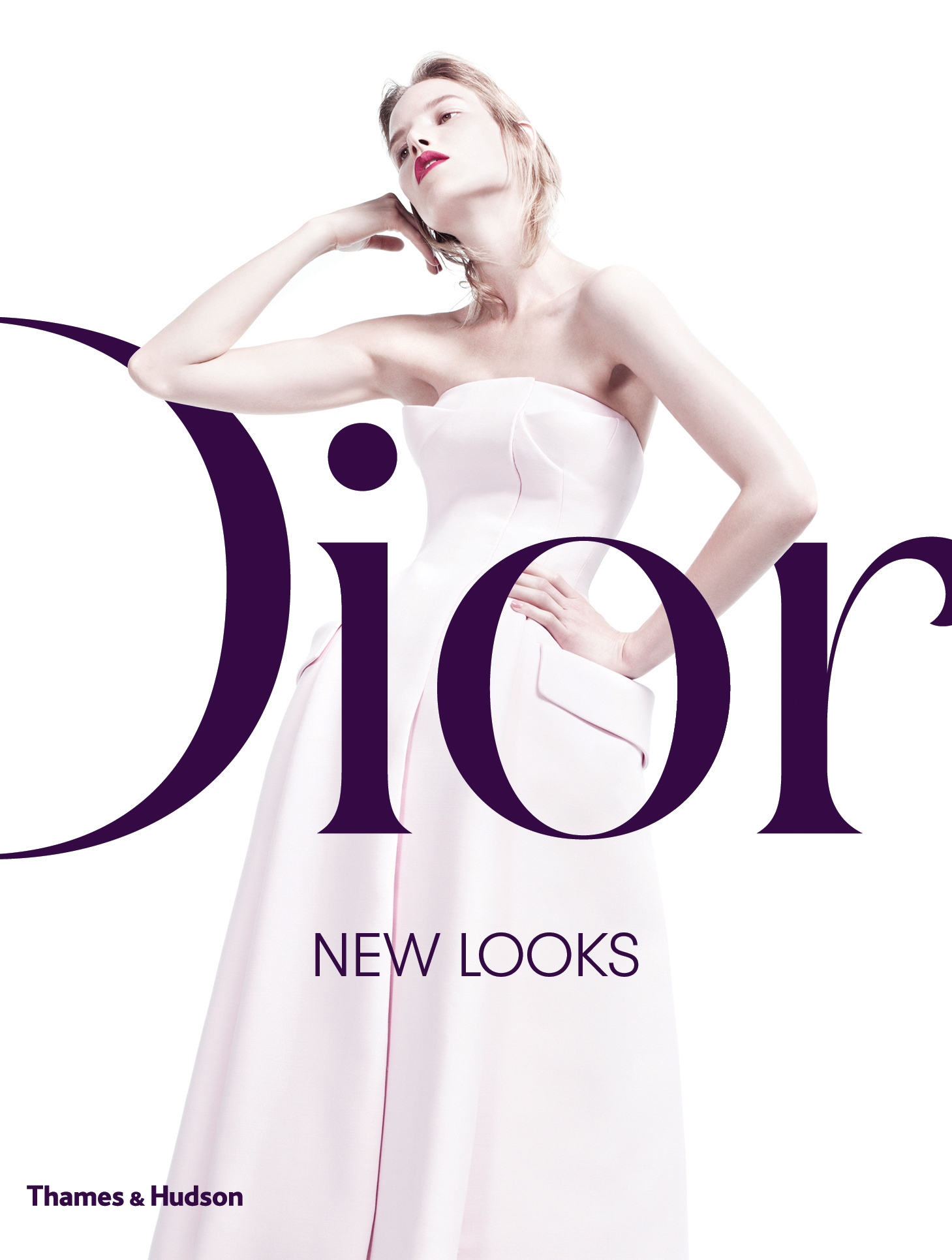 01_cover - Willy Vanderperre, 2012. Christian Dior Haute Couture by Raf Simons, autumn-winter 2012