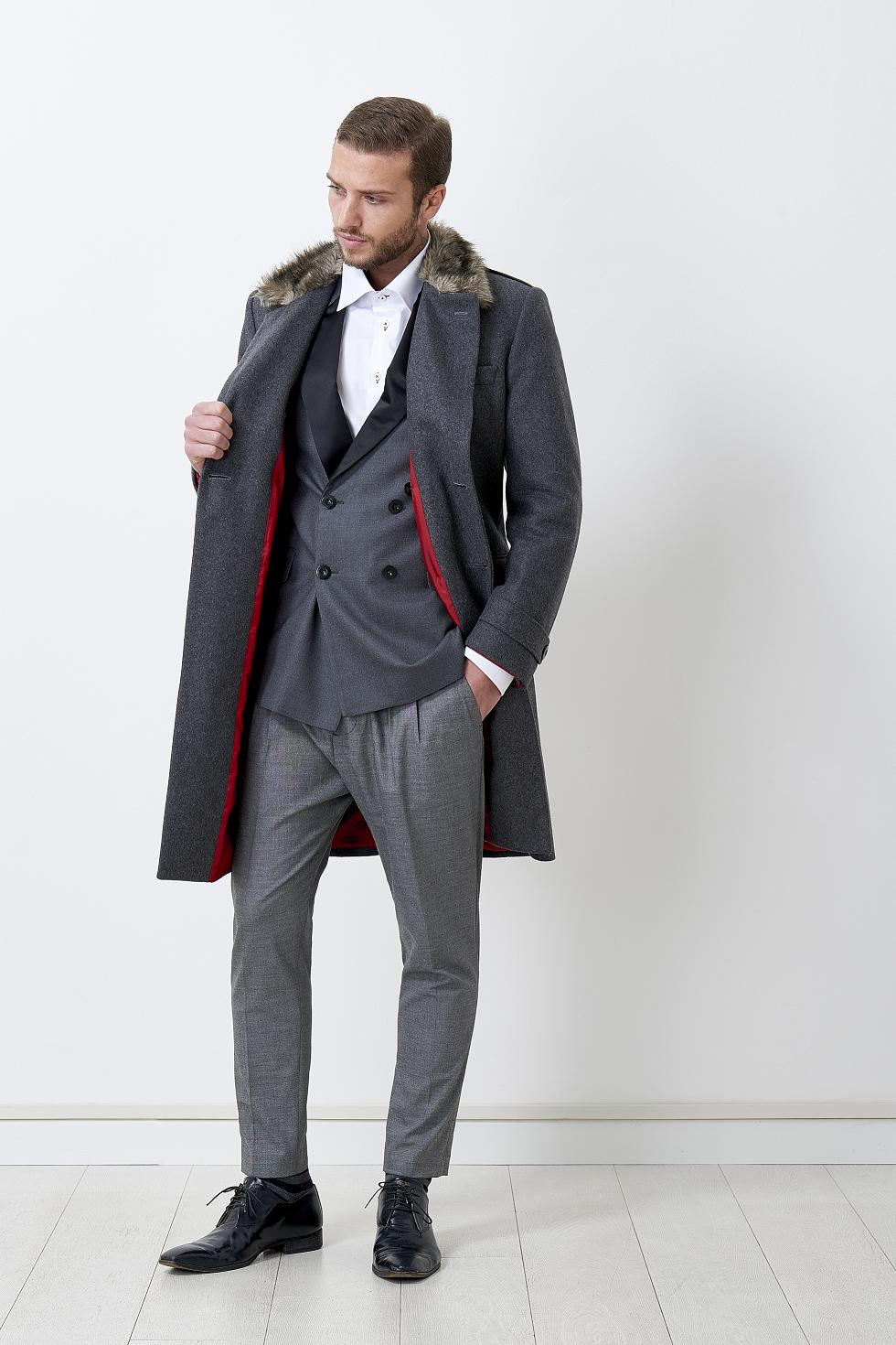 Dickson Style Milano: fashion dandy tailoring Made in ...