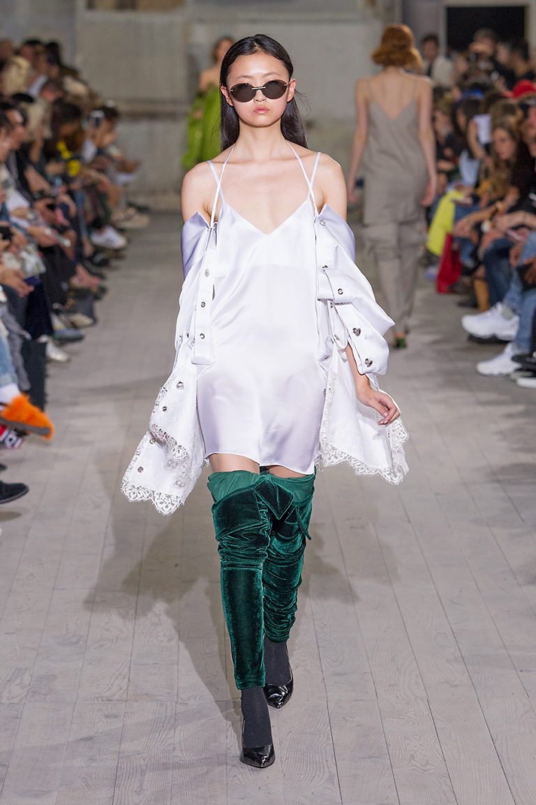 Paris Fashion Week SS17   Y Project show