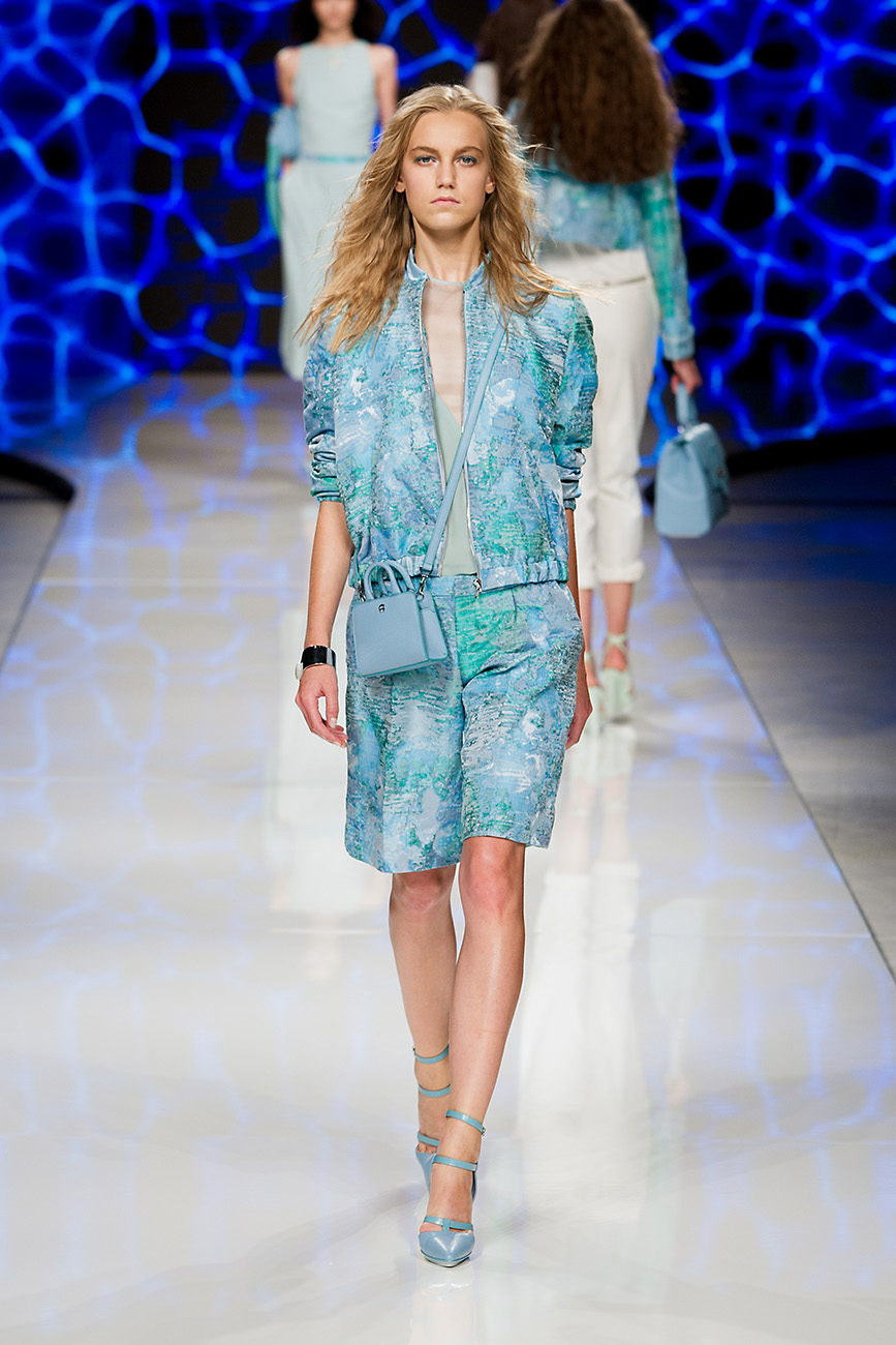 Milano Fashion week Spring Summer 2016 AIGNER show