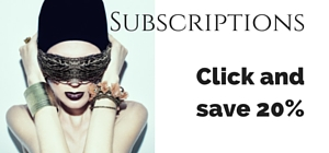 Subscription banner home
