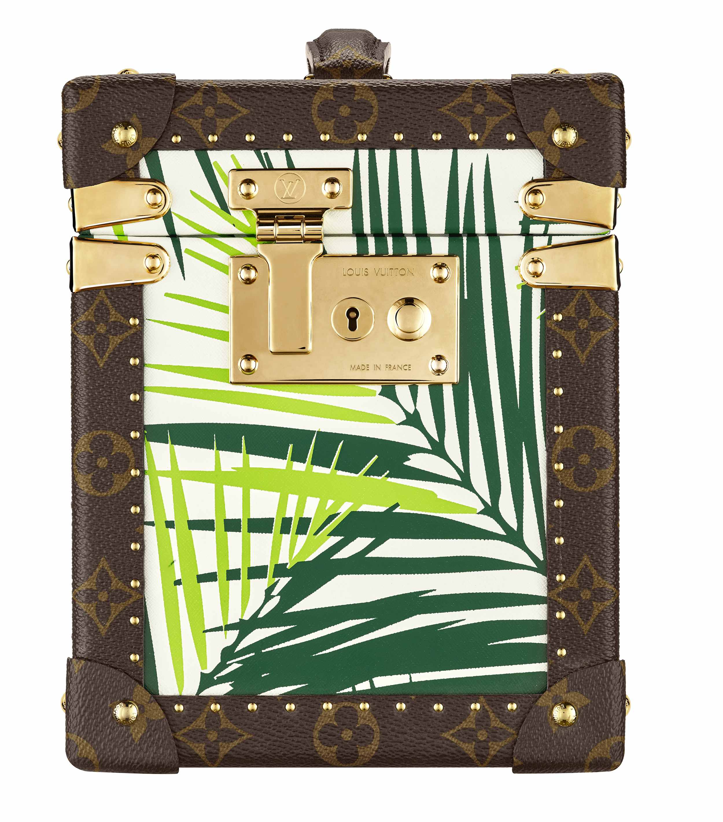 Louis Vuitton_Malle_Exo_Printed_Green_Palm_Trees_Face_AD