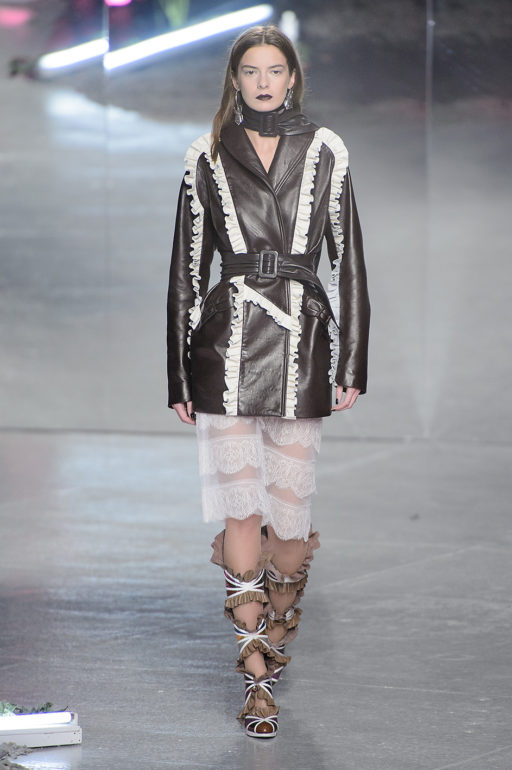 New York Women Fashion Week 2016-17
