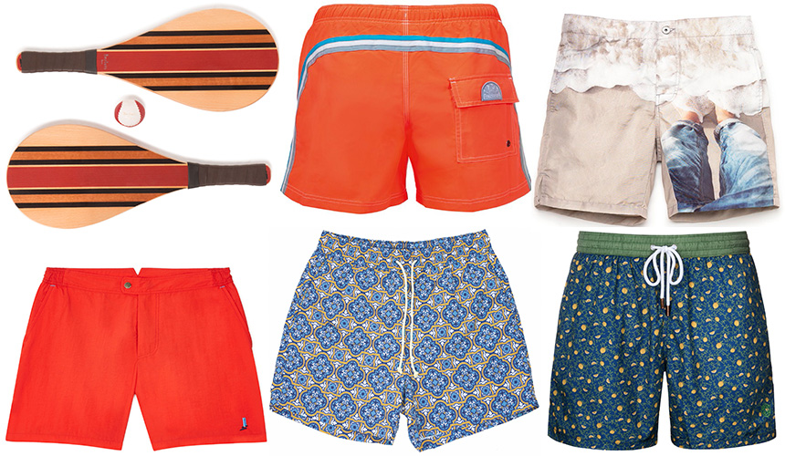 orange blu tan cover boardshort berluti swimsuit beach rackets sundek ripa & ripa milano panarea rrogers tan socapri