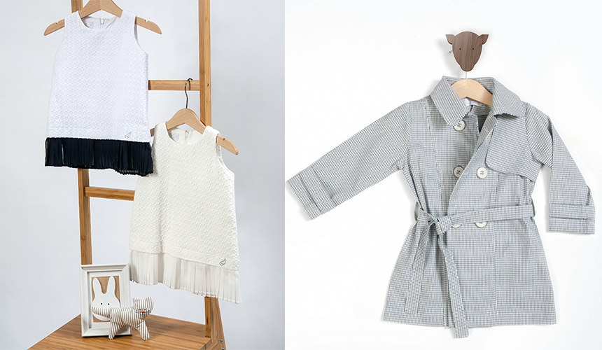 Angel Wings between British style and Mediterranean fashion COLLEZIONI