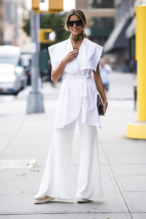NY SS 2017 Woman Fashion Week