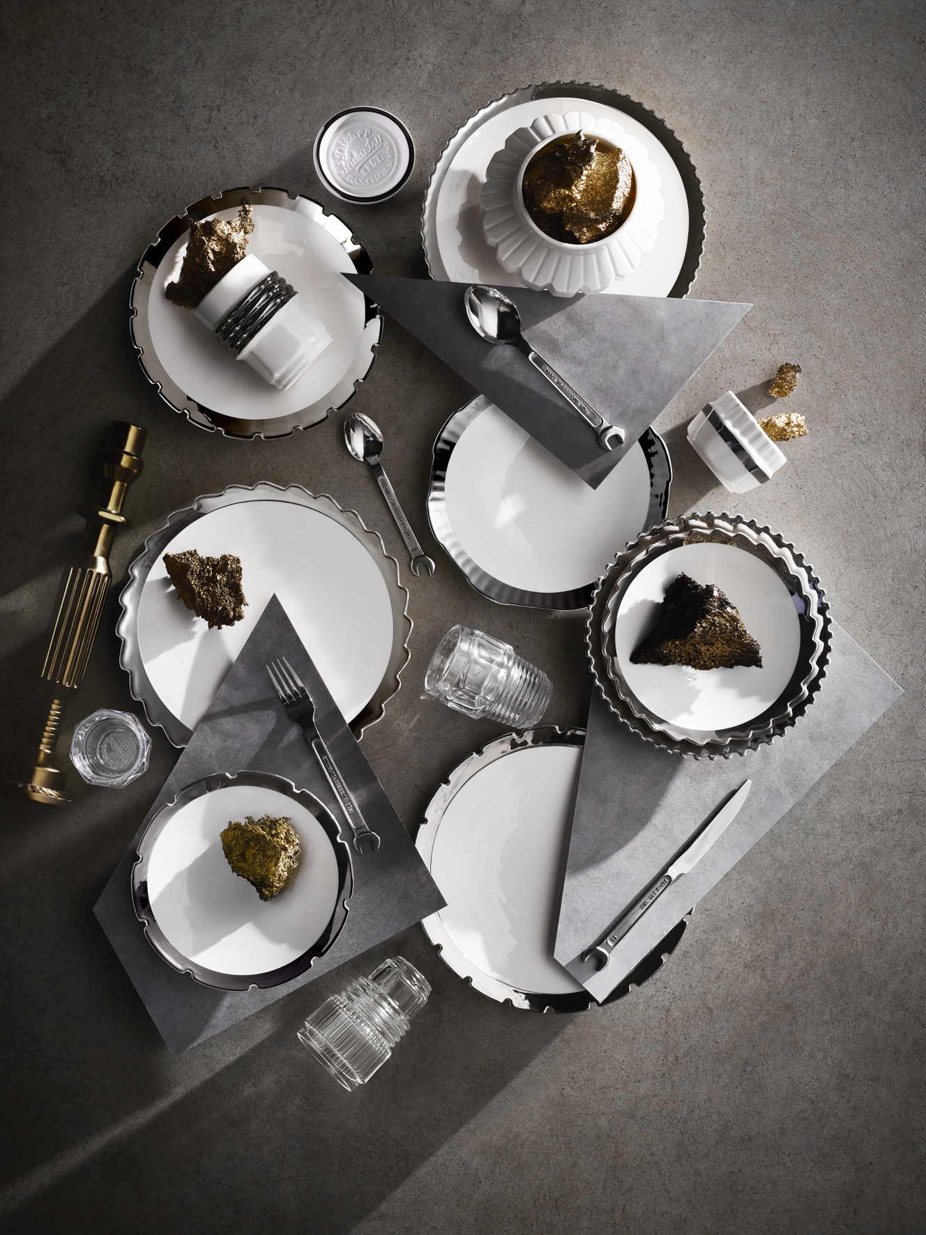 Diesel Living with Seletti_Machine-Collection-Metal