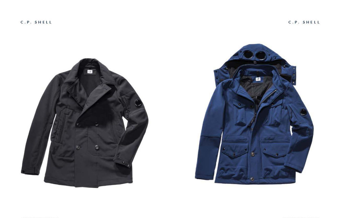 Gear trends: Shell jackets for 201415 SNEWS