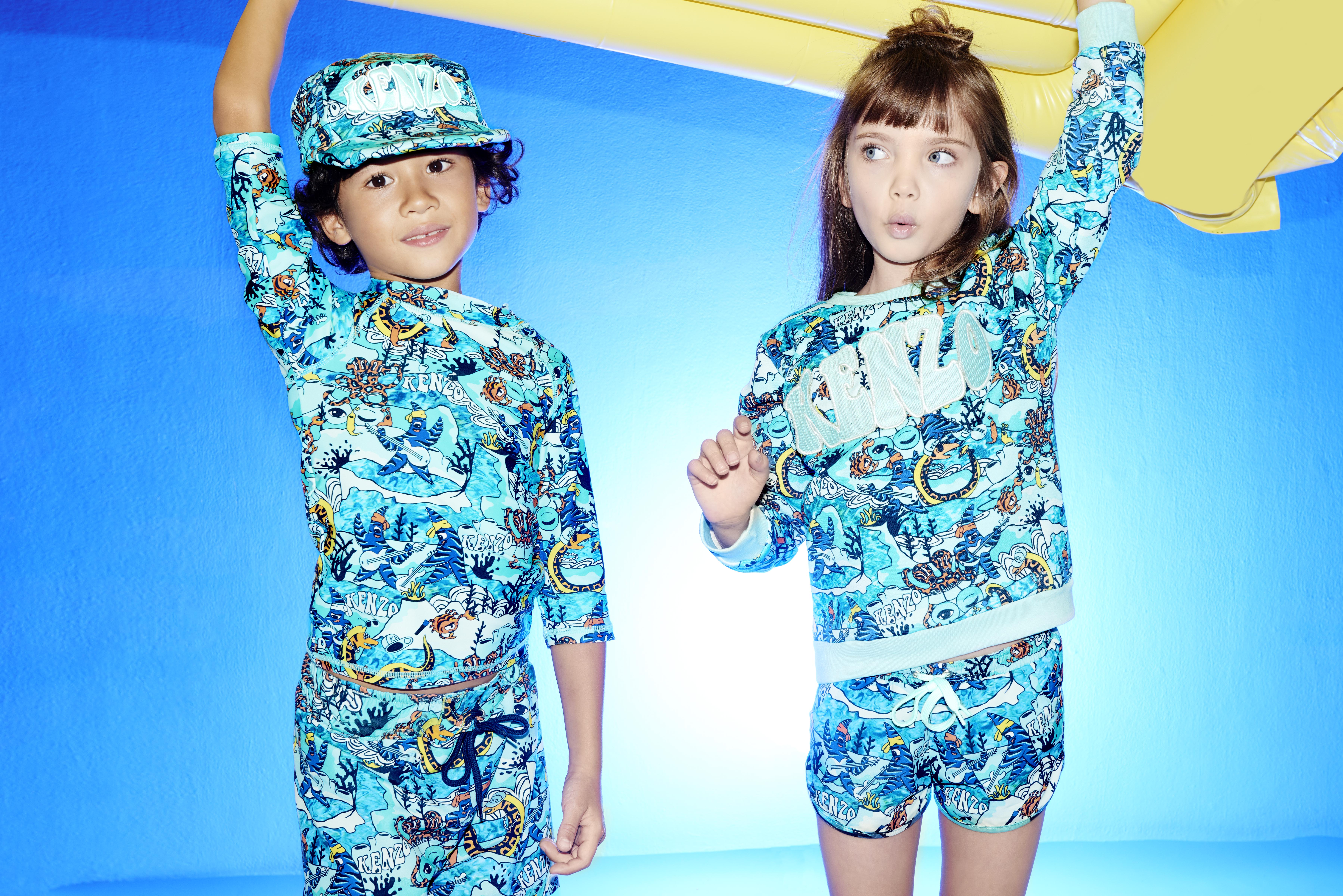 KENZO KIDS SS18 CAPSULE COLLECTION (19)