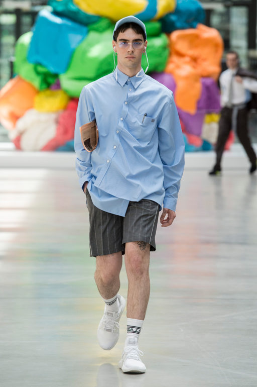 Paris Man Fashion Week  SS19