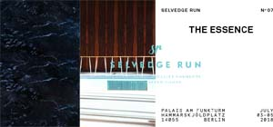 Selvedge Run