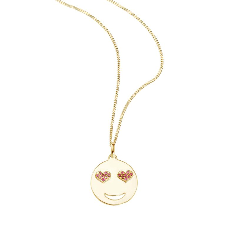 SO COSI_All You Need is Love Necklace_Sterlingsilber goldplattiert_89 Euro