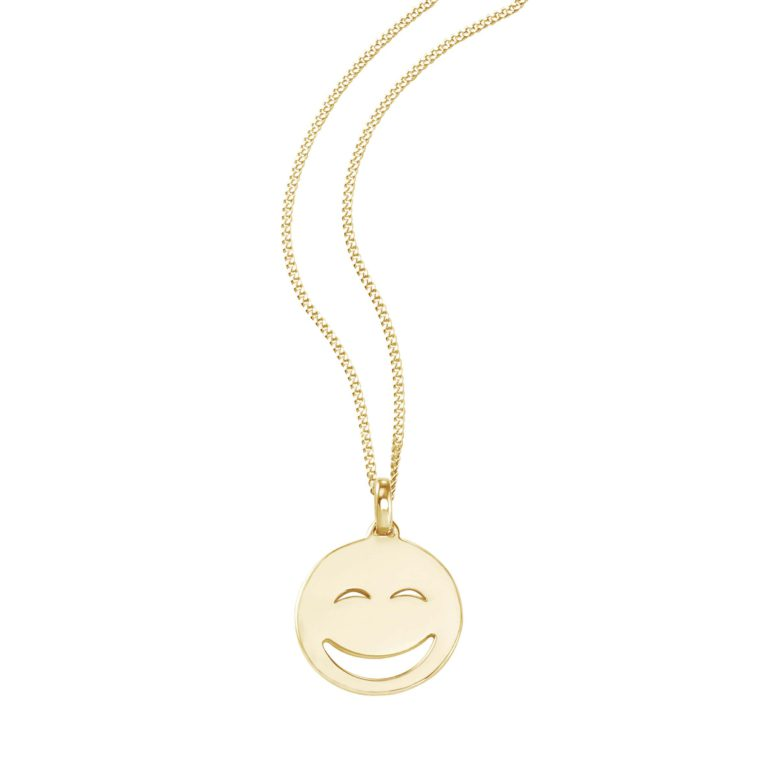 SO COSI_You Are My Sunshine Necklace_Sterlingsilber goldplattiert_89 Euro