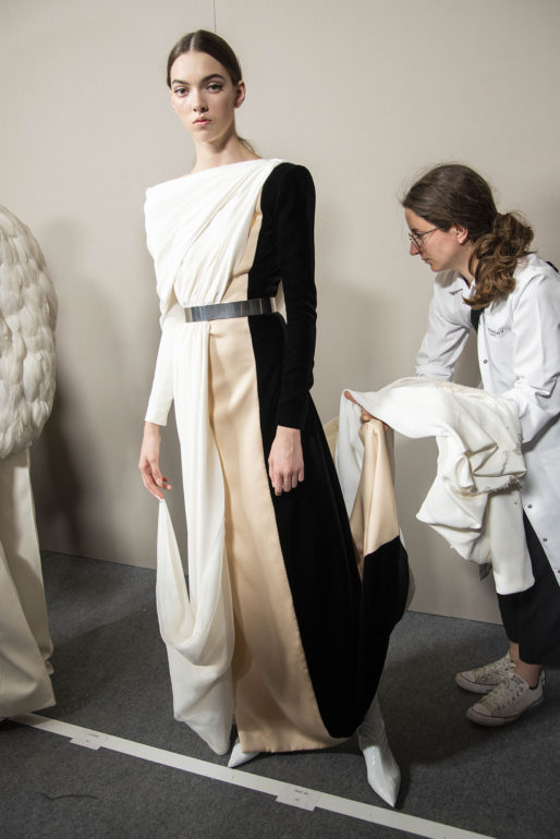 Paris Haute Couture Fall Winter 2018/2019 Givenchy