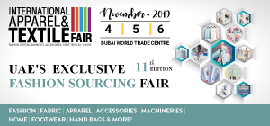 International Apparel and Textile Fair – November 2019