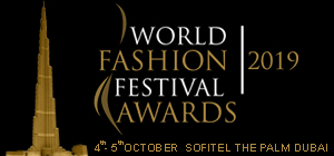 World Fashion Festival Awards – October 2019