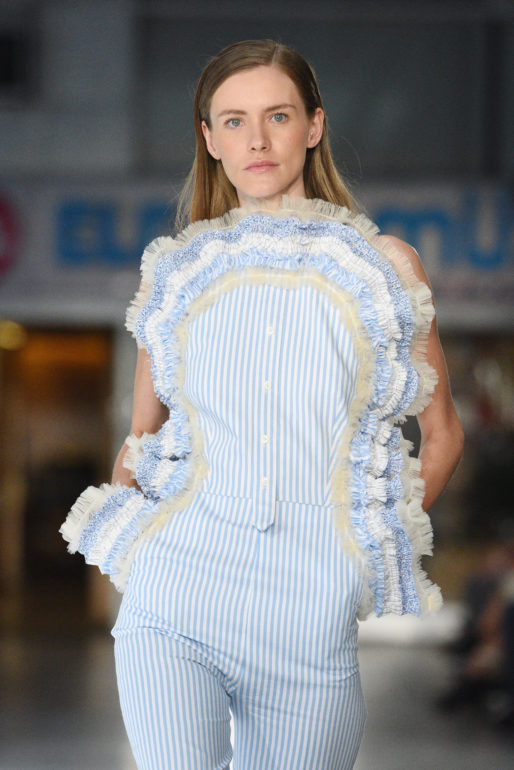 Sudii Etuz - Runway - Mercedes-Benz Fashion Week Istanbul - October 2019