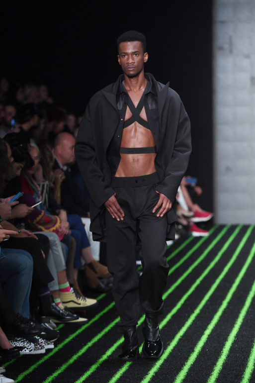 Y Plus By Yakup Bicer  - Runway - Mercedes-Benz Fashion Week Istanbul - October 2019